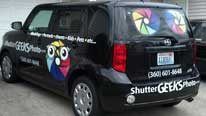 Shutter Geeks SUV Wrap Image